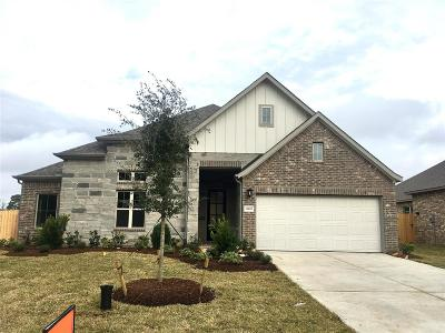 Tomball Single Family Home For Sale: 11010 Loblolly Wood Drive