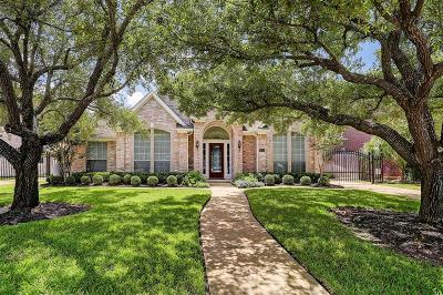 Houston TX Single Family Home For Sale: $319,900