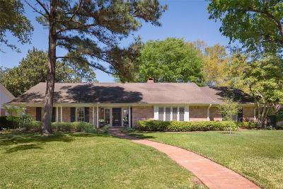 Tanglewood Single Family Home For Sale: 5658 Bayou Glen Road