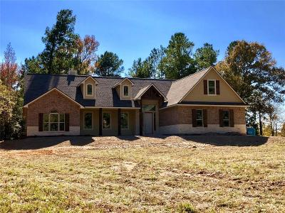 Montgomery Single Family Home For Sale: 12322 High Fire Road