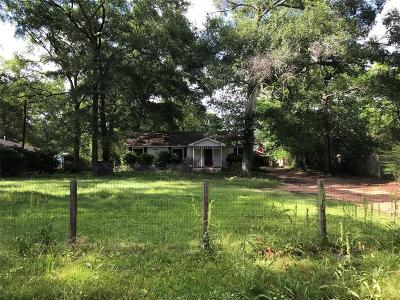 Conroe Single Family Home For Sale: 12181 Oak Leaf Road