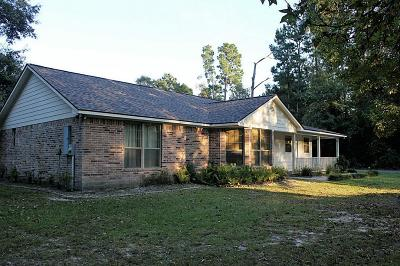 Conroe Single Family Home For Sale: 17021 Lexington Drive