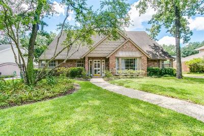 Houston Single Family Home For Sale: 13515 Havershire Lane