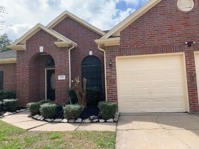 Friendswood Single Family Home For Sale: 3503 Beacons View