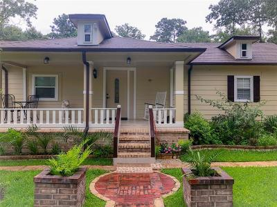 New Caney Single Family Home For Sale: 25421 Northampton