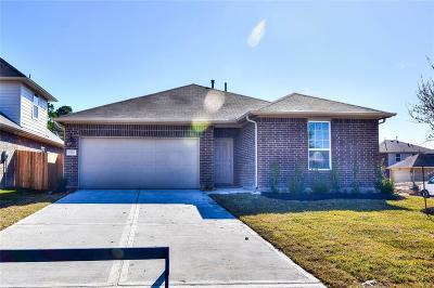 Spring Single Family Home For Sale: 1502 Bella Garden Court