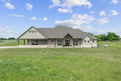 Madison County, Brazos County Single Family Home For Sale: 4461 Carrabba Road