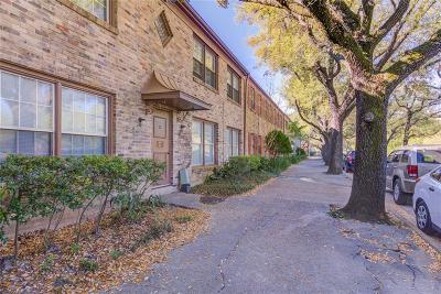 Houston TX Condo/Townhouse For Sale: $74,990