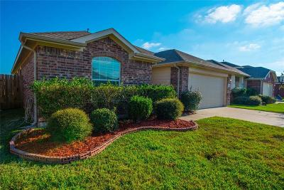 Cypress Single Family Home For Sale: 10906 Barker Gate Court