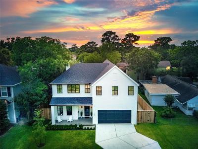 Garden Oaks Single Family Home For Sale: 4219 Alba Road