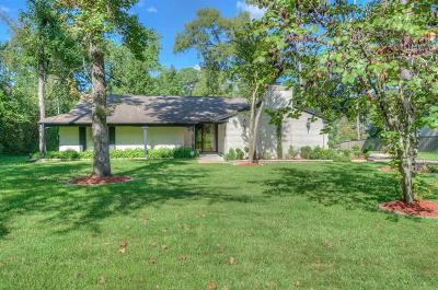 Crosby Single Family Home For Sale: 20818 Little Deer Lane