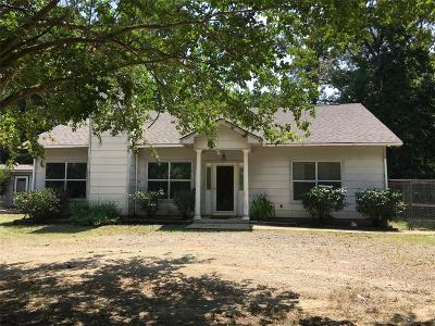 Walker County Single Family Home For Sale: 46 Fm 405