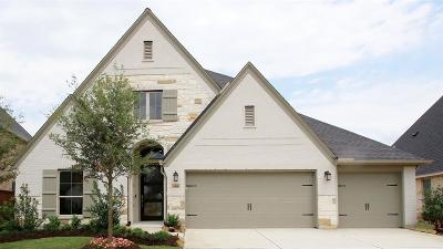 Katy Single Family Home For Sale: 6918 Red Oak Drive