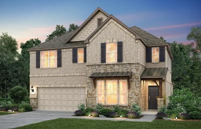 Tomball Single Family Home For Sale: 12011 Mirror Cove Court
