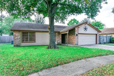 Houston Single Family Home For Sale: 11511 Early Mist Court
