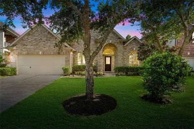 Missouri City Single Family Home For Sale: 7807 Blazing Gap