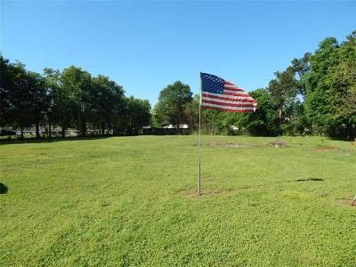 Tomball Residential Lots & Land For Sale: Walnut Street