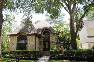 Cypress Single Family Home For Sale: 12903 Hunterfield Drive
