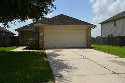 Humble Single Family Home For Sale: 11506 Sunburst Falls Drive