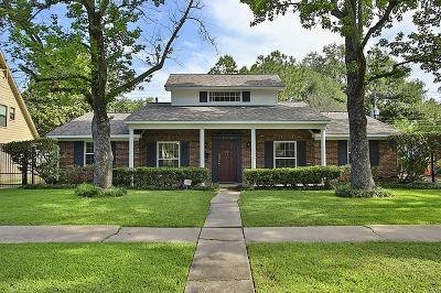 Houston Single Family Home For Sale: 5318 Jackwood