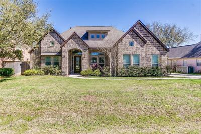 Fulshear Single Family Home For Sale: 4518 Wickby Street
