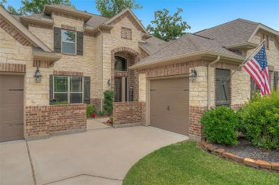 Montgomery Single Family Home For Sale: 142 Kaden Creek Place