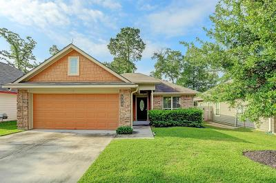 Conroe Single Family Home For Sale: 992 Arbor Way