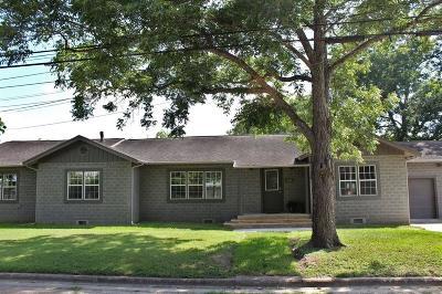 Somerville Single Family Home For Sale: 649 Avenue E