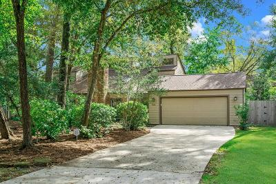 The Woodlands Single Family Home For Sale: 25 Rambling Wood Court