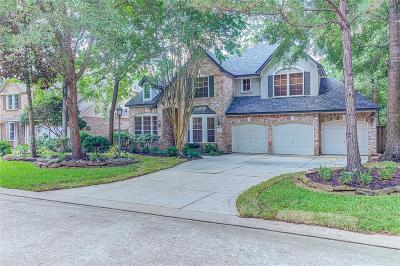 The Woodlands Single Family Home For Sale: 82 S Plum Crest Circle