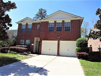 Spring, The Wodlands, Tomball, Cypress Rental For Rent: 674 Cypresswood Trace