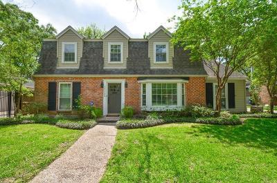 Houston Single Family Home For Sale: 14523 Oak Bend
