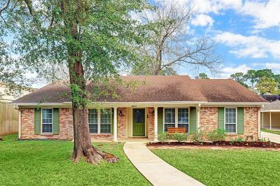 Houston Single Family Home For Sale: 14022 Taylorcrest Road