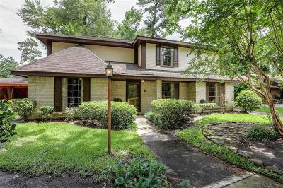 Kingwood Single Family Home For Sale: 2727 Silver Falls Drive