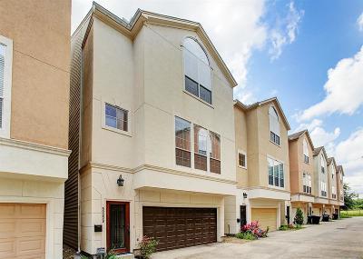 Houston Single Family Home For Sale: 5922 Kansas Street #B