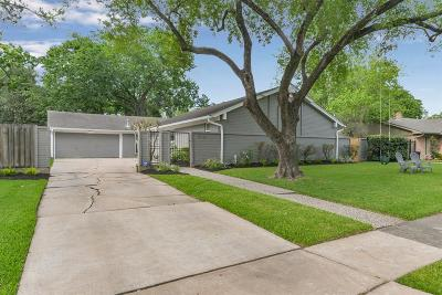 Houston Single Family Home For Sale: 10718 Sugar Hill Drive