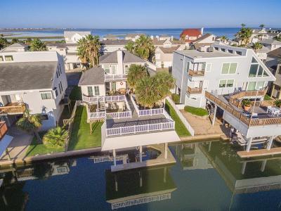 Galveston Single Family Home For Sale: 3406 Petite Circle
