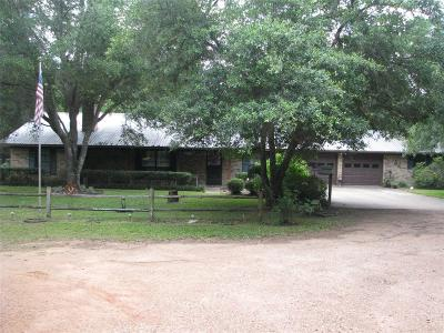 New Ulm Country Home/Acreage For Sale: 1123 Abel Road