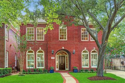 West University Place Single Family Home For Sale: 6420 Sewanee Avenue