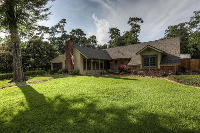 Harris County Single Family Home For Sale: 10806 Long Shadow Lane