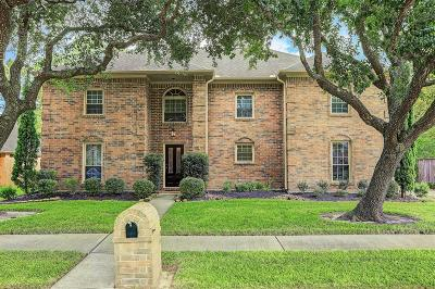 Pearland Single Family Home For Sale: 1917 Prairie Creek Drive