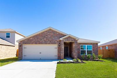 Waller County Single Family Home For Sale: 936 Texas Timbers Drive