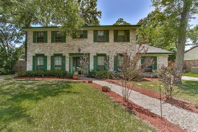 Seabrook Single Family Home For Sale: 4110 Willow Hill Drive
