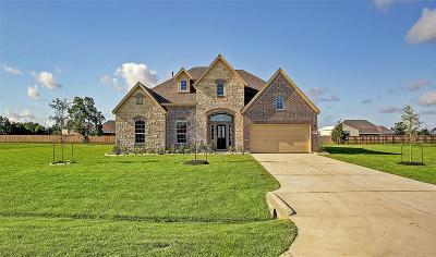 Baytown Single Family Home For Sale: 4710 Camp Creek Road