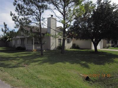 Alvin Single Family Home For Sale: 7762 Stonebridge Road County Rd 669