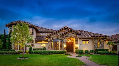 Harris County Single Family Home For Sale: 31 Post Shadow Estate Drive