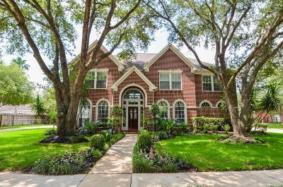 Sugar Land Single Family Home For Sale: 4618 S Hampton Street