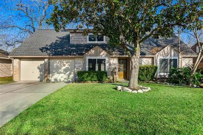Houston Single Family Home For Sale: 5618 Ludington Drive