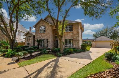 Sugar Land Single Family Home For Sale: 822 Blakely Bend Drive