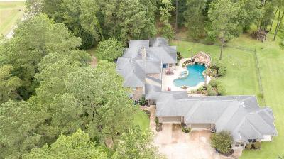 Huffman Single Family Home For Sale: 515 Lago Trace Drive